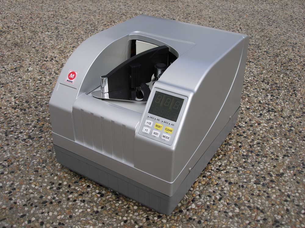 Mushii DC38 Vacuum Counter